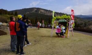 第20回【花はきりしま菜の花コース 約11㌔ 参加人数1370名】